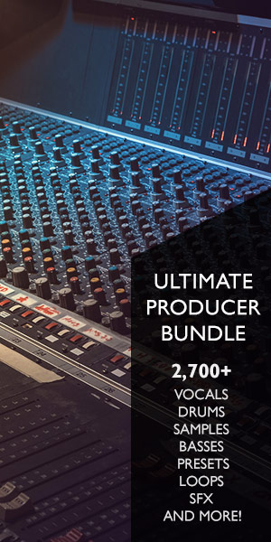 Ultimate Producer Bundle