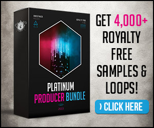 Platinum Producer Bundle 2019